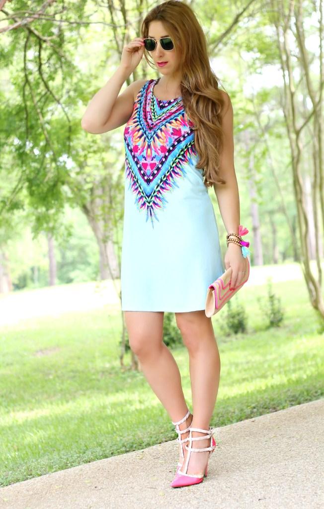 mint dress 4