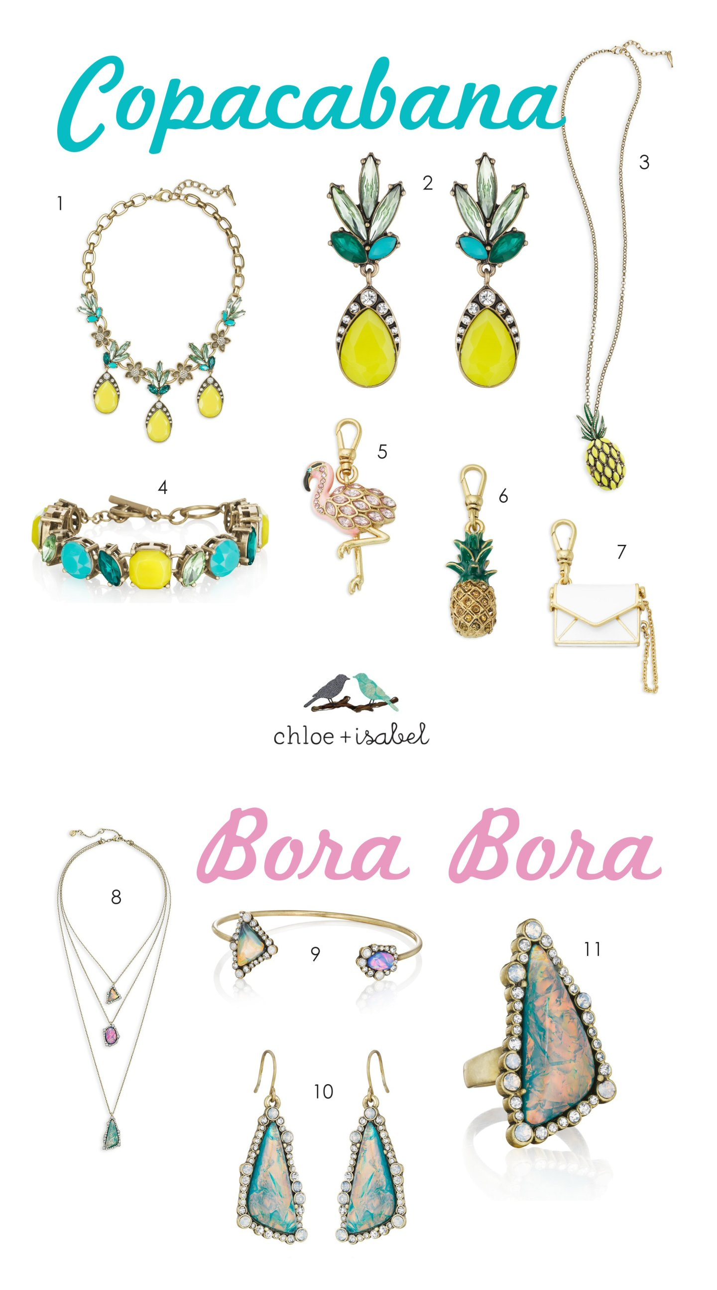 Summer with Chloe + Isabel