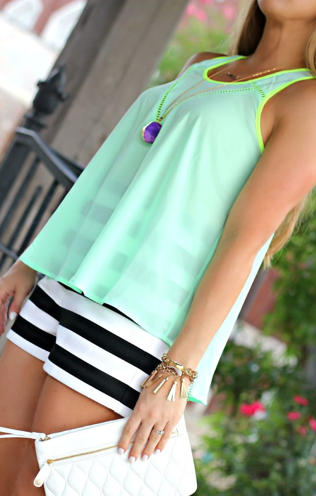 mint stripes 3
