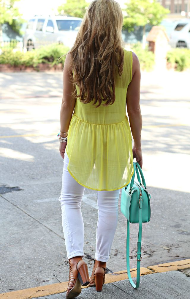 yellow tunic 7