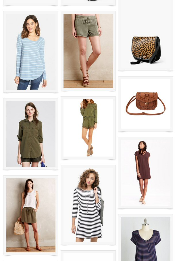 Current Fall Favorites