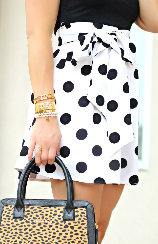 polka dot dress 3