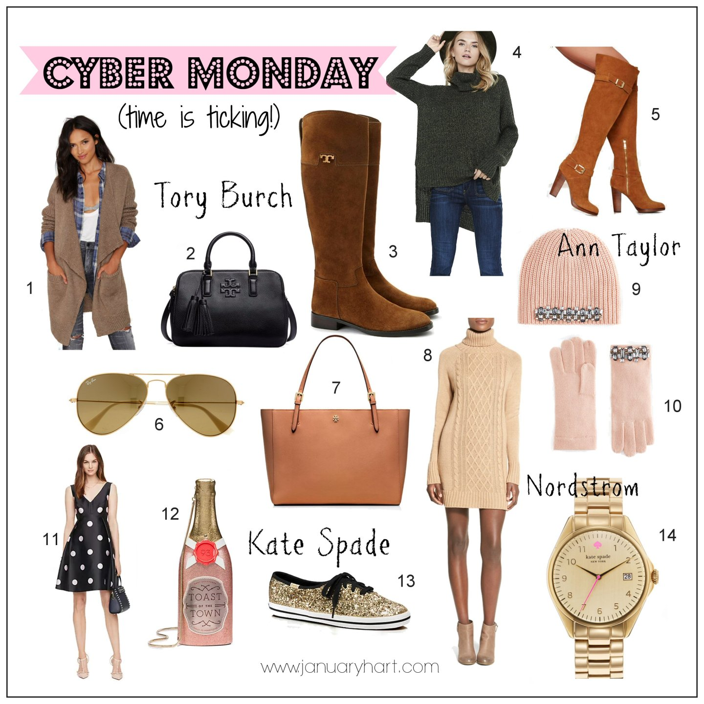 Cyber Monday, Babes!