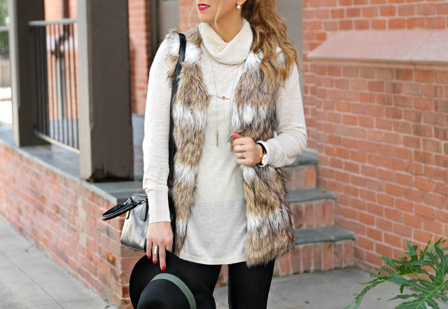chicwish fur vest 4