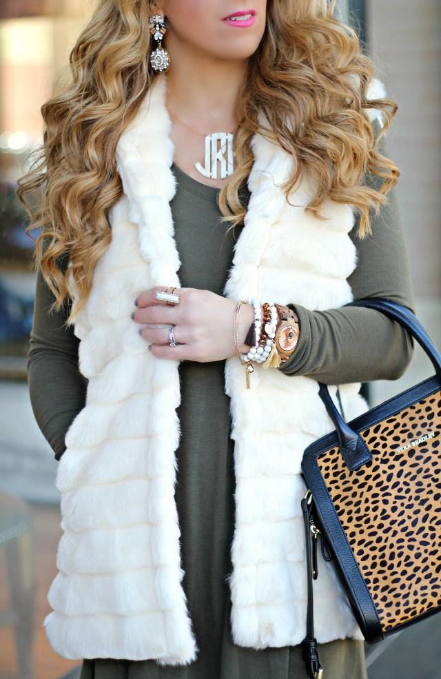 chicwish fur vest 5