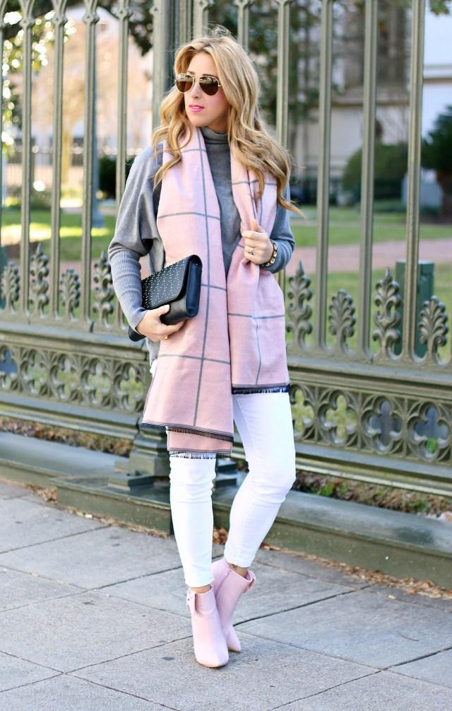 blush scarf 2