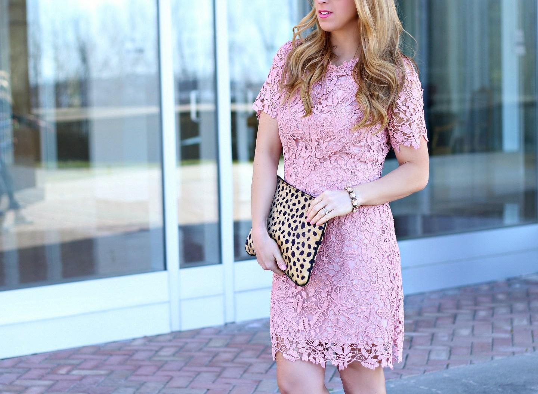 Leopard + Lace