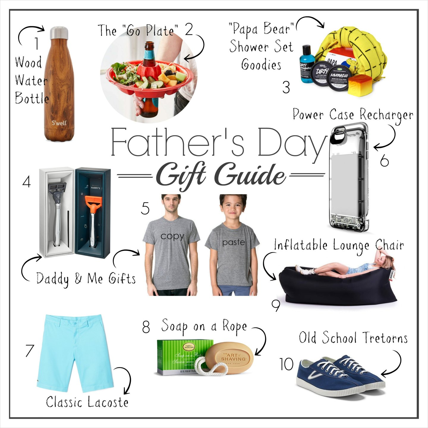 Show Dad Some Love: 2016 Father's Day Gift Guide