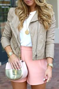 blush fall outfit