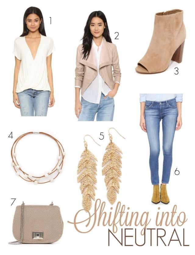 Neutral Fashion Trend