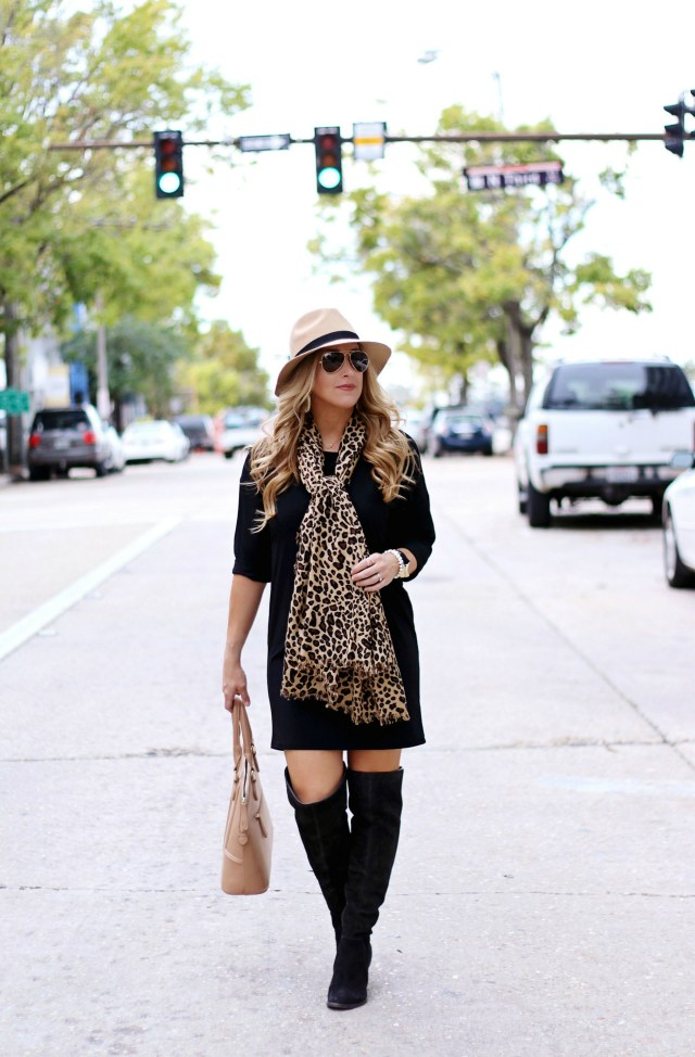 How to style a LBD | January Hart Blog