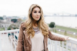 How to style a suede Jacket | January Hart Blog