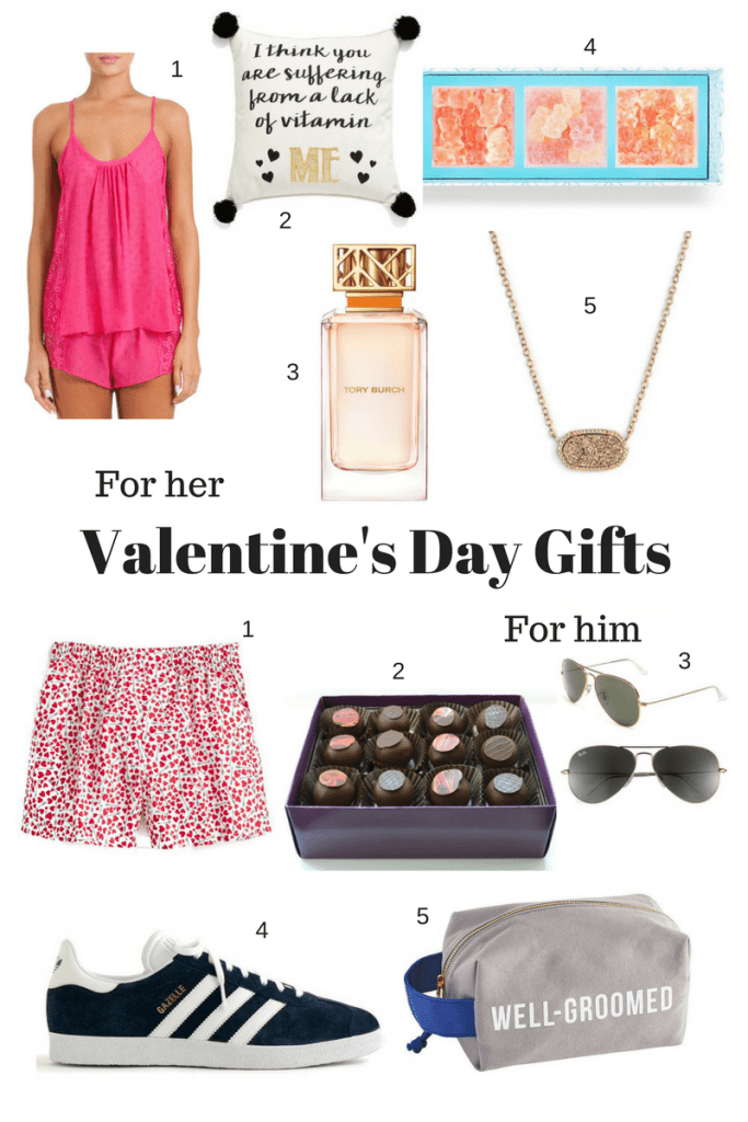 His + Hers Valentine's Day Gift Ideas