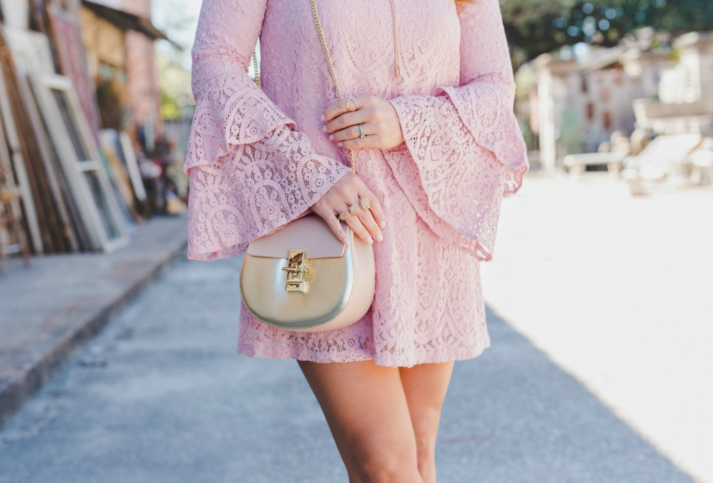 Blush Bell Sleeve 10