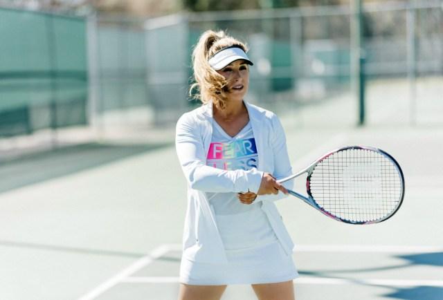 Tennis clothing ladies