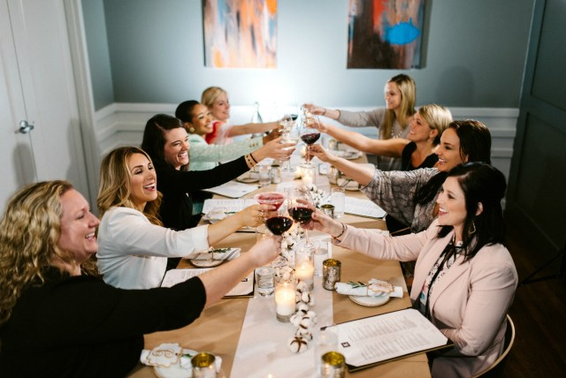 Ladies Night Out Dinner