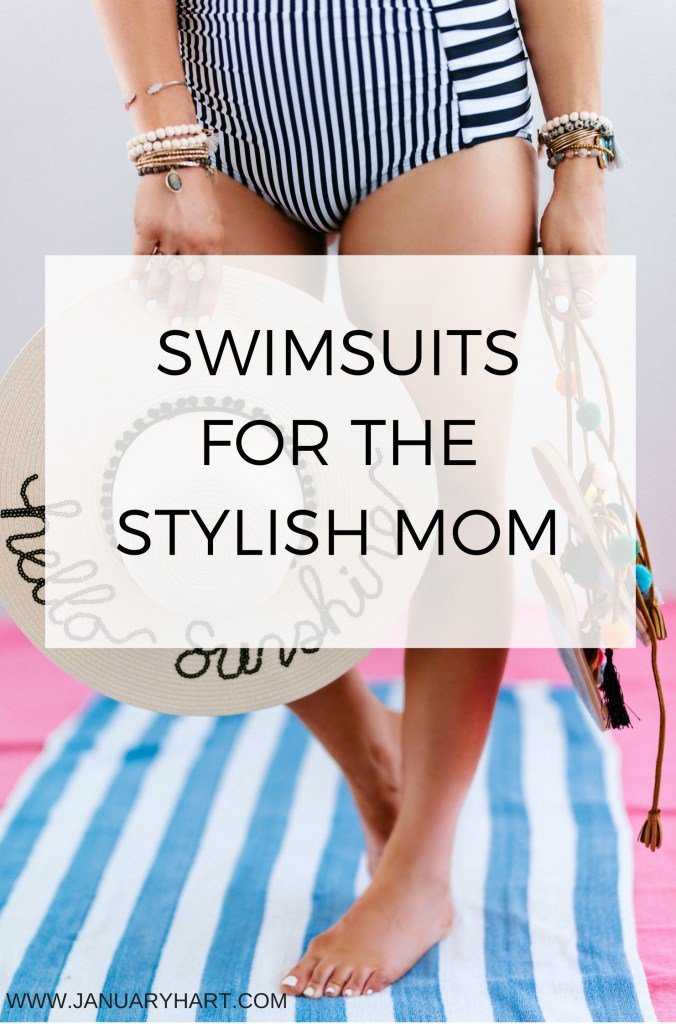 Swimsuits for the Stylish Mom