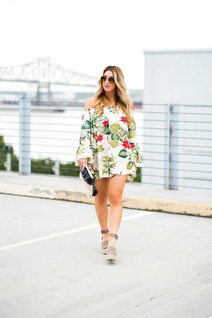 tropical ots dress 6