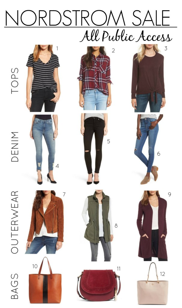 Nordstrom Sale all access