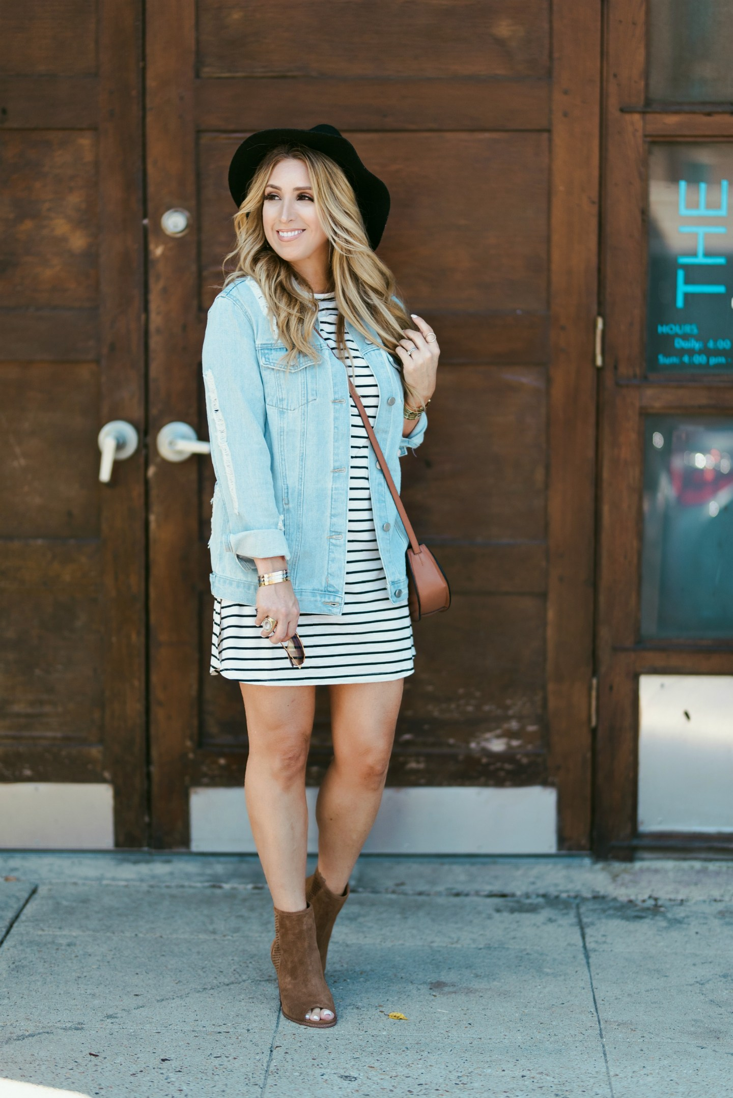 stripe dress 8