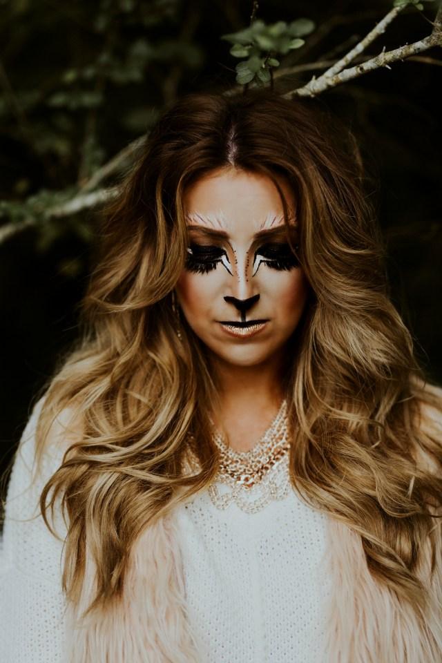Halloween costume Lioness