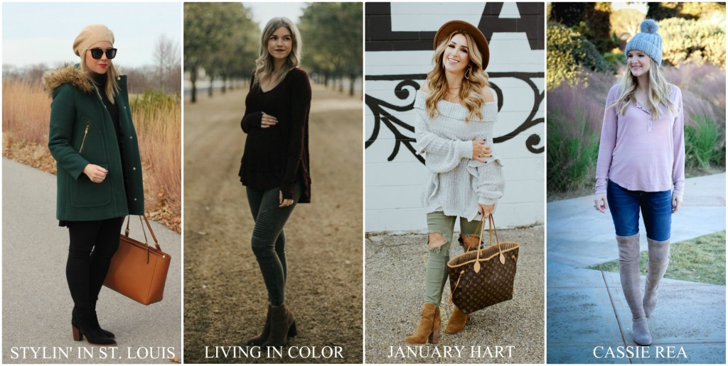 Collage – cozy winter style