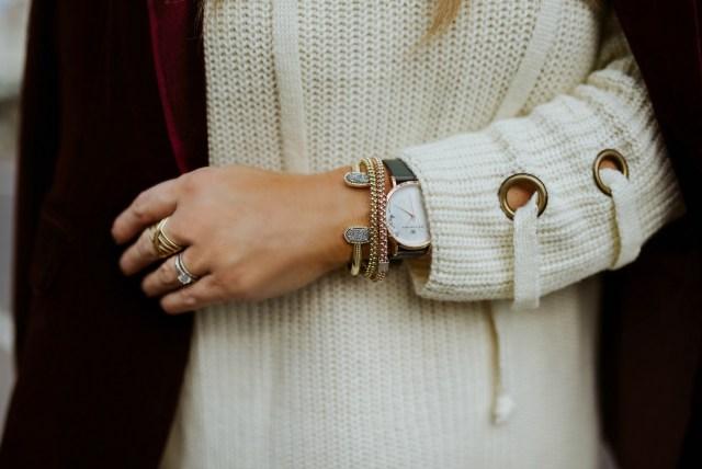 Wristology marble watch