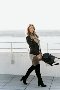 cute leggings outfits for winter