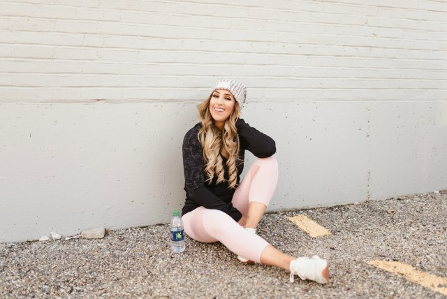 Pink Activewear Leggings