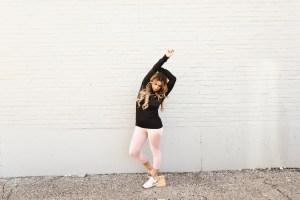 Light Pink Workout Pants