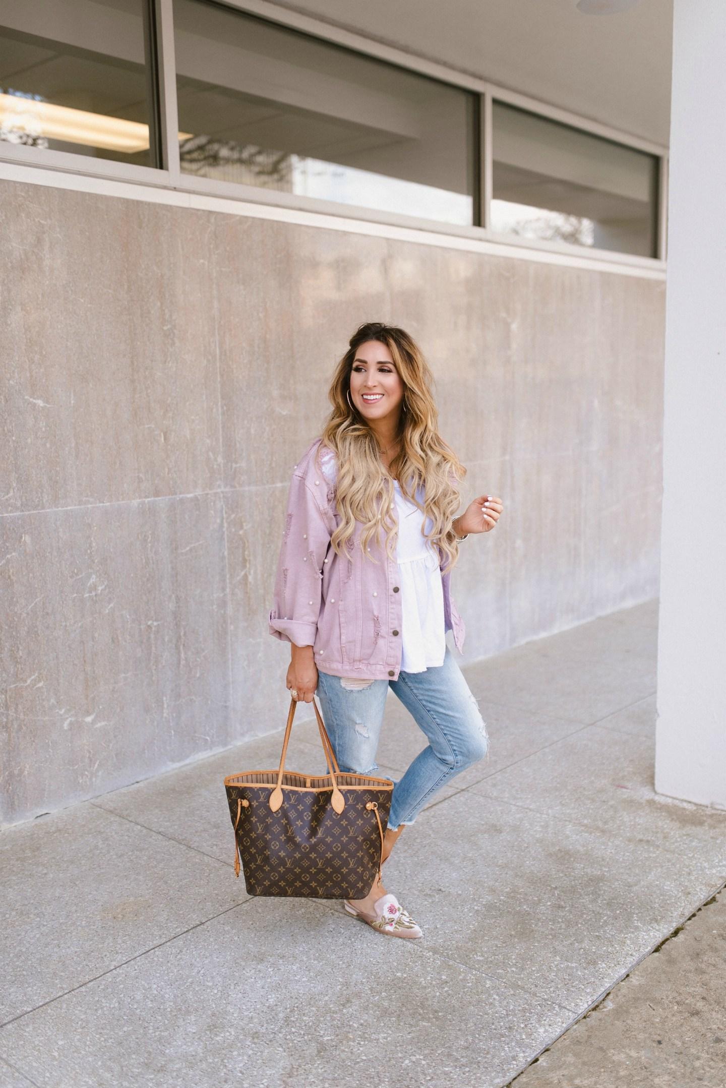 lavender jacket 2