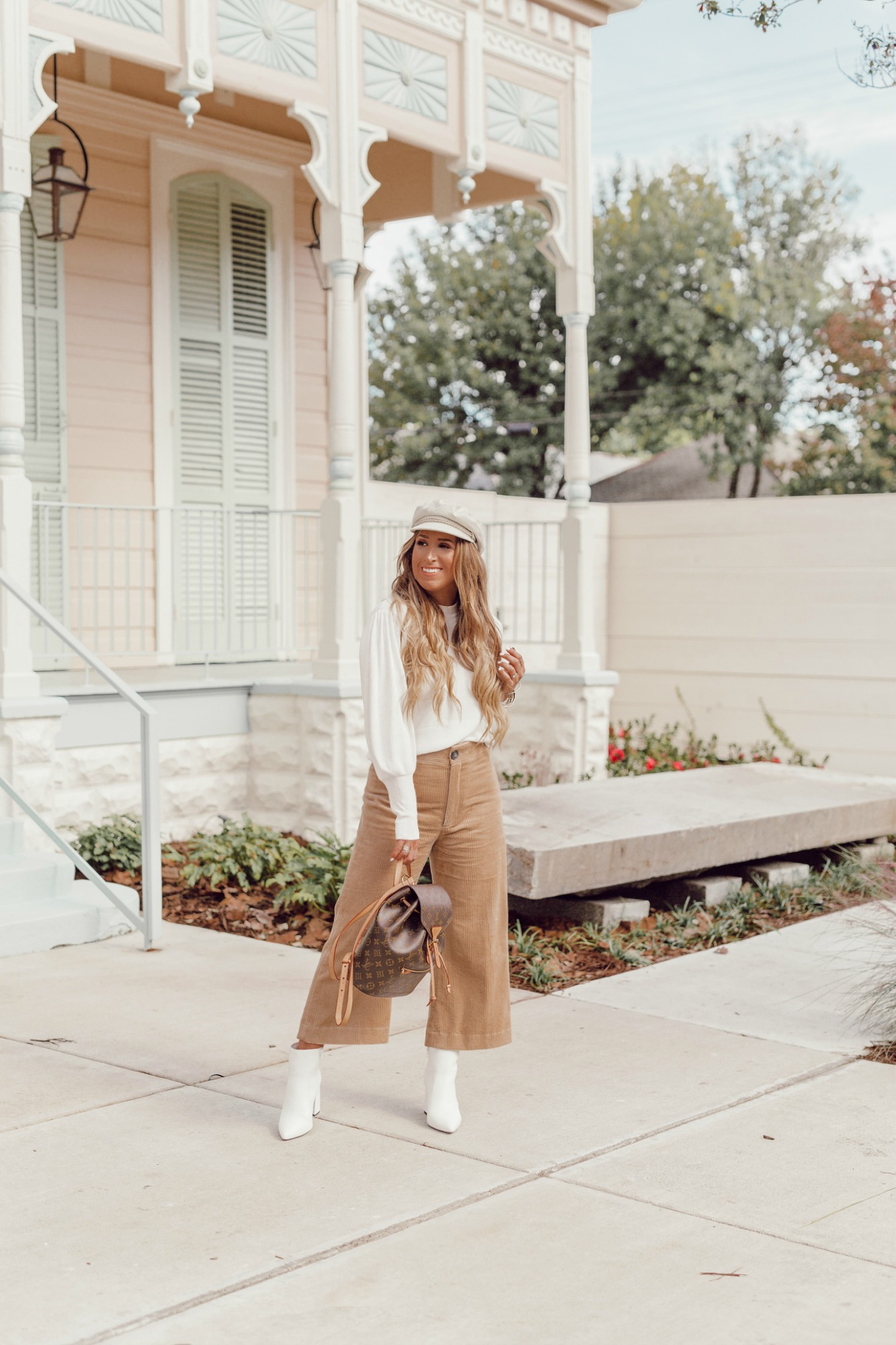 Style Trend Spotlight: Cropped Wide Leg Pants