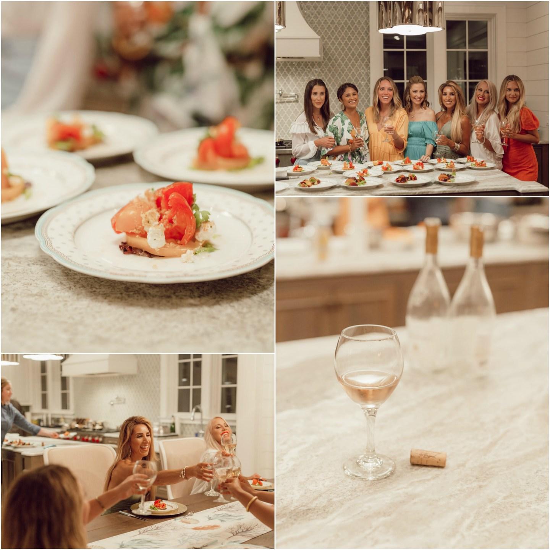 Private Chef in 30A Watersound Beach Florida