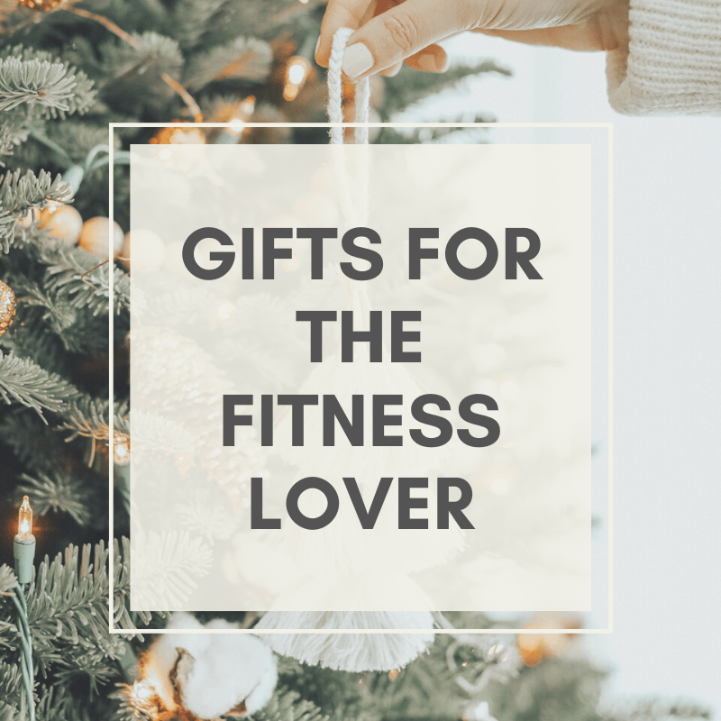 Gifts for the fitness lover