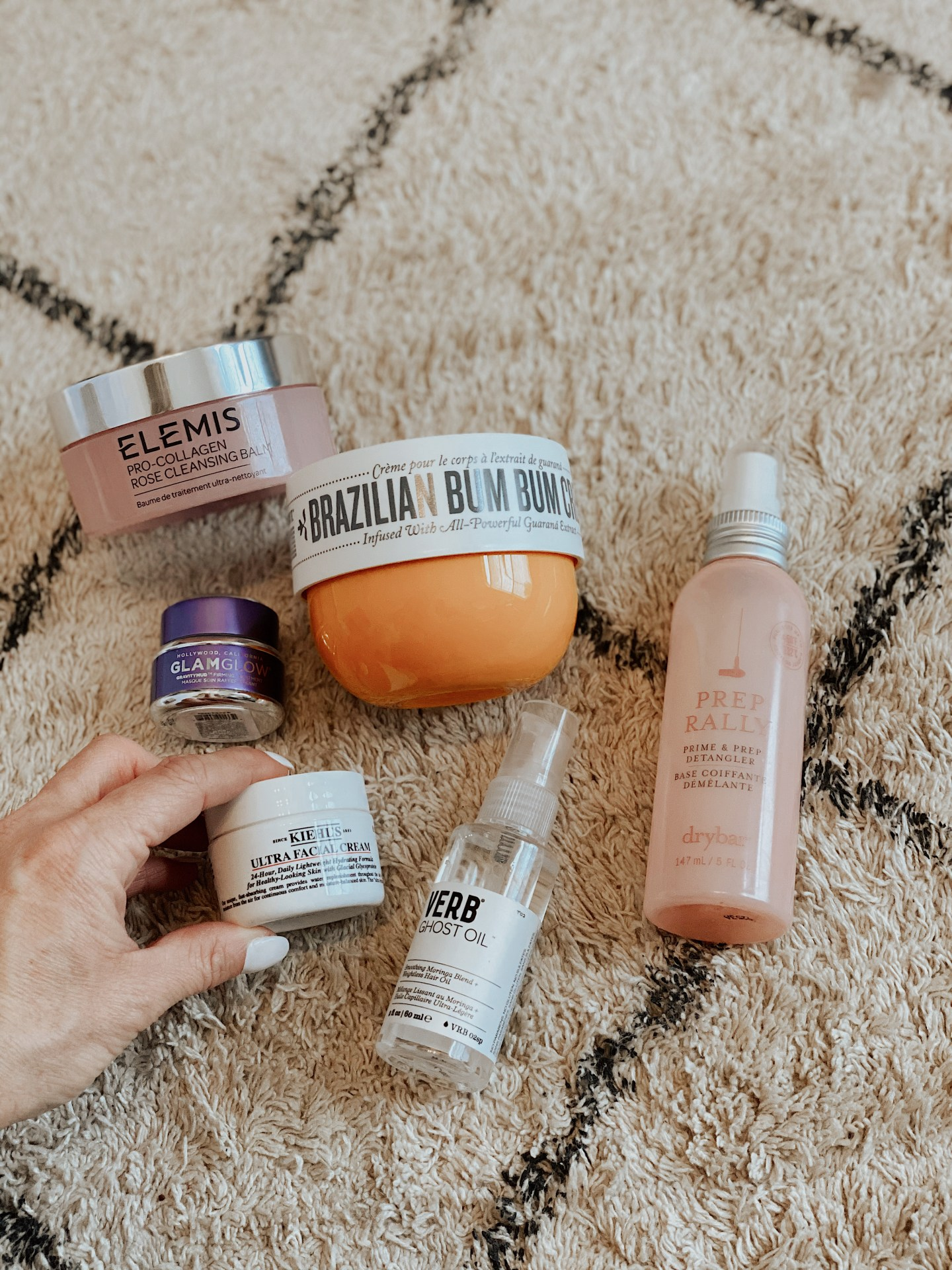 My 6 Current Go-To Beauty Products