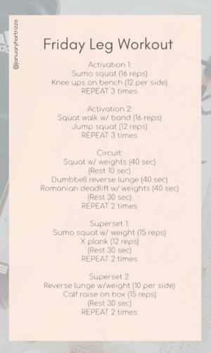 at home leg workout for women