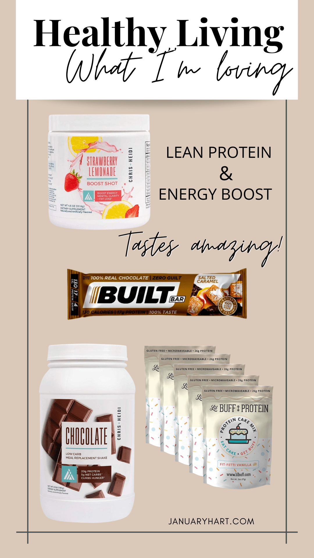 4 Products I'm Loving For My Health & Fitness Goals | February Edition