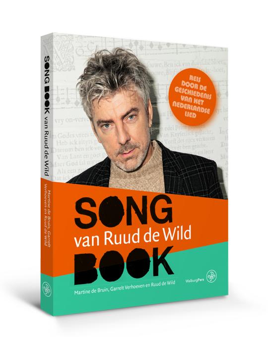 Uitgelezen: Songbook van Ruud de Wild