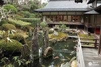 Une nuit dans un temple à Koyasan