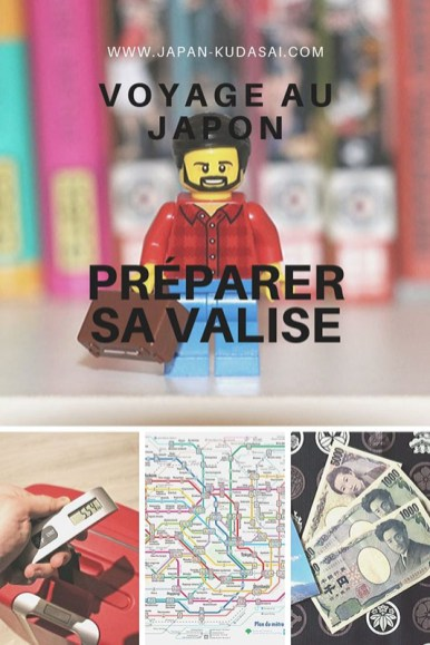 Conseils pratiques pour préparer sa valise pour le Japon