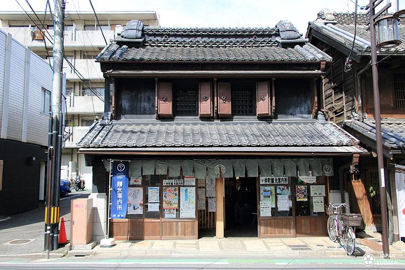 style kurazukuri traditionnel kawagoe