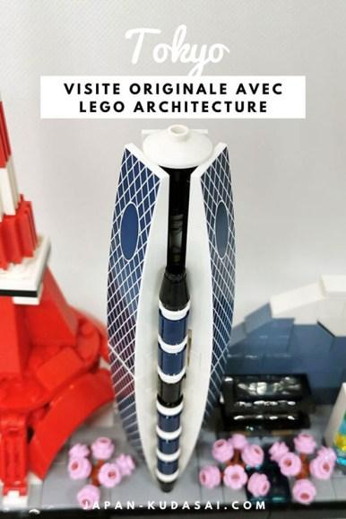 LEGO Architecture Tokyo - lego bricks