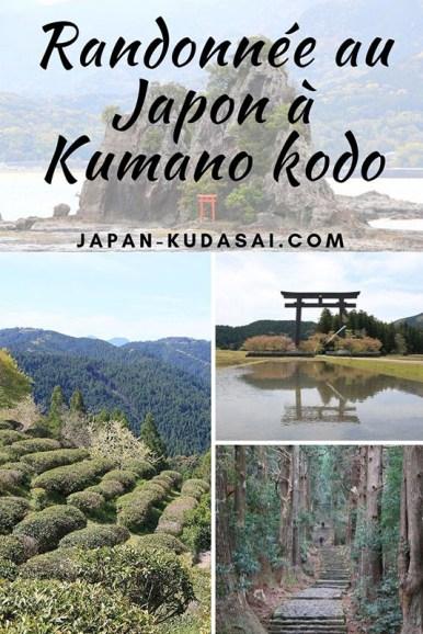 Randonnée à Wakayama - sentiers de Kumano kodo