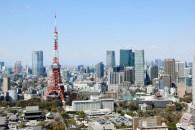 Prendre de la hauteur dans la baie de Tokyo