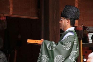 maraige shinto prêtre shinto sumiyoshi taisha