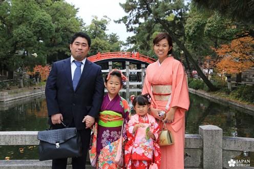 shichi go san osaka