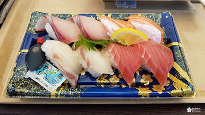 Thon rouge - marché Kuroshio (3)