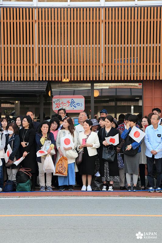 défilé abdication empereur akihito