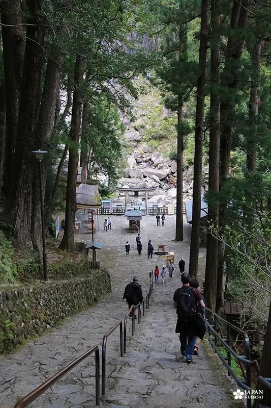 cascade de nachi à wakayama (5)