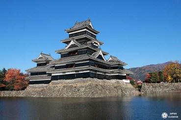 chateau de matsumoto du clan ishikawa